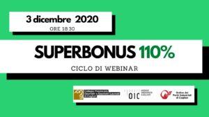Super bonus 110 %